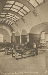 archive postcard room 6