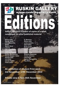 editions poster