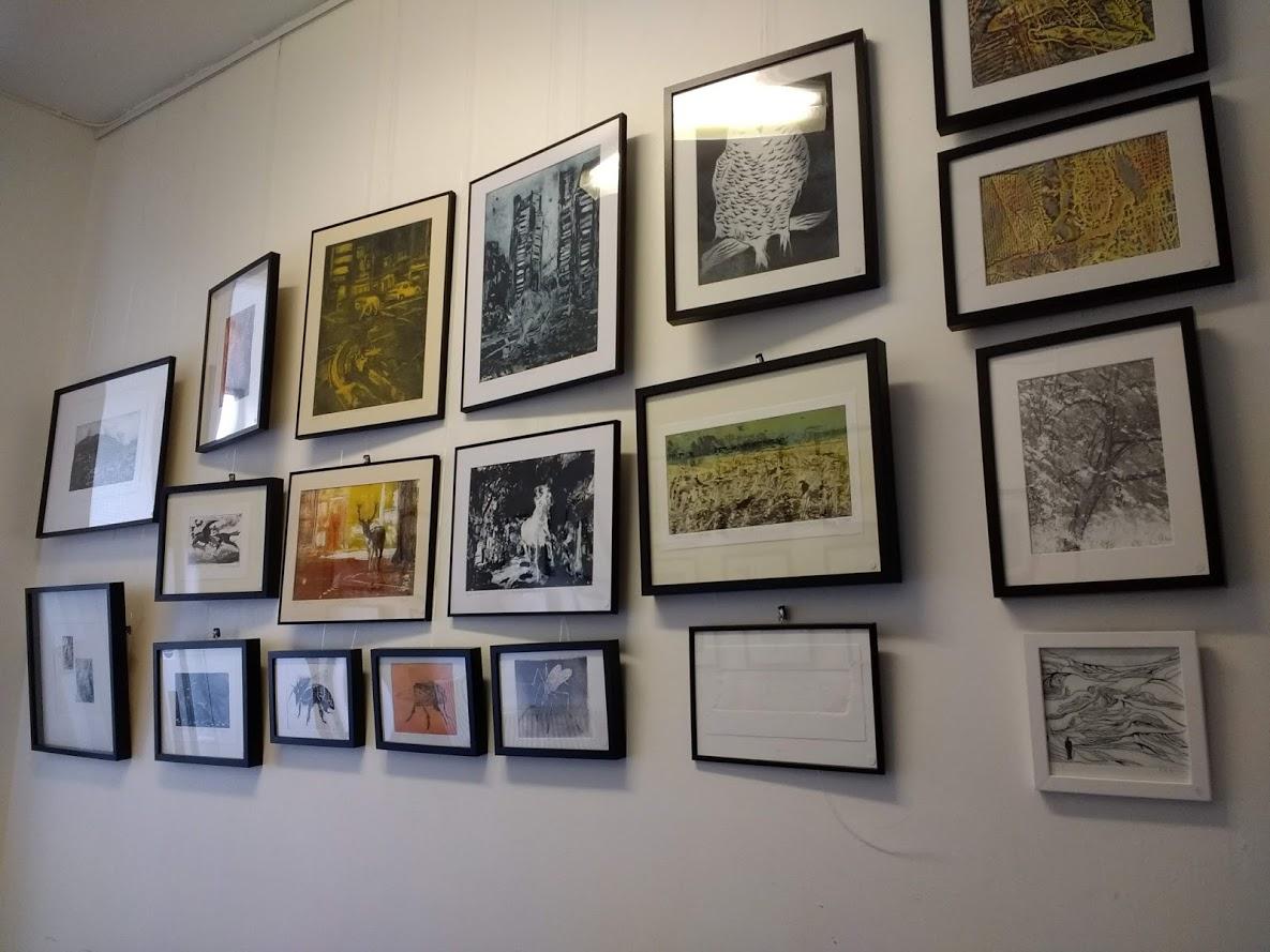 Camden Printers Show